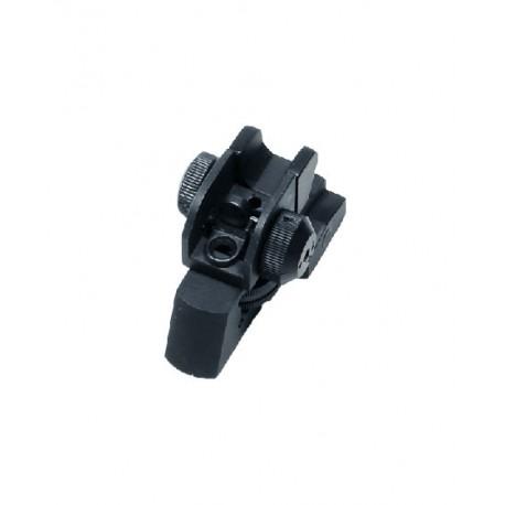 LEAPERS UTG Model 4/15 Match-grade Detachable rear sight