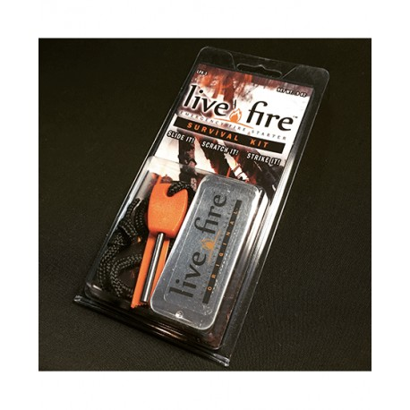 LIVEFIRE Gear Live Fire Survival Kit