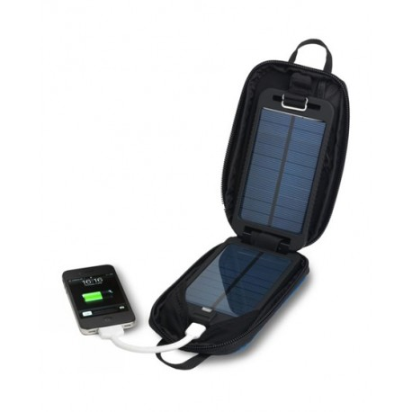 POWERTRAVELLER Solarmonkey Adventurer-black