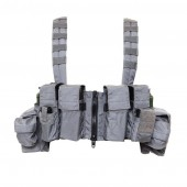 LBX Lock and Load Chest Rig Wolf Grey