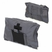 LBX Med Kit Blow-out Pouch Wolf Grey