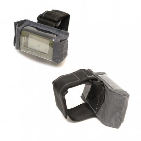LBX GPS Wrist Pouch Wolf grey
