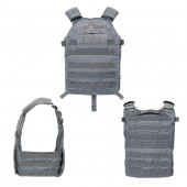 LBX Modular Plate Carrier Wolf Grey