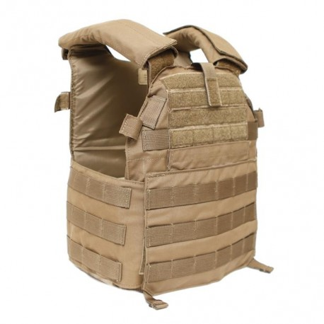 LBX Small Modular Plate Carrier Coyote Brown