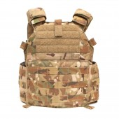 LBX Small Modular Plate Carrier Multicam