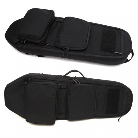 LBX Full Lenght Rifle Bag Black