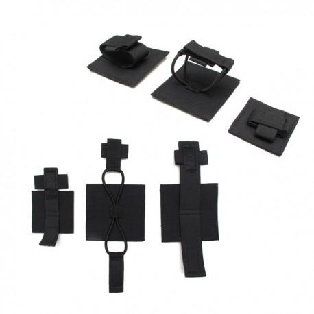 LBX Weapons Retention Kit Black
