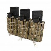 LBX Triple HSGI Taco Modular Panel Multicam