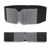 LBX Medium Elastic Cummerbund Wolf Grey