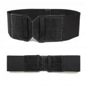 LBX Medium Elastic Cummerbund Black