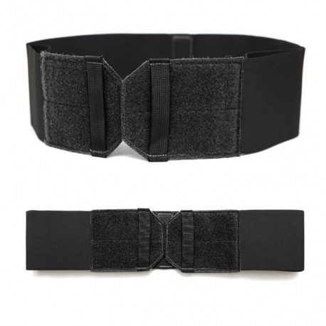 LBX Medium Elastic Cummerbund Black