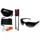 EDGE Eyewear ACID GAMBIT Black – 3 Lens Kit