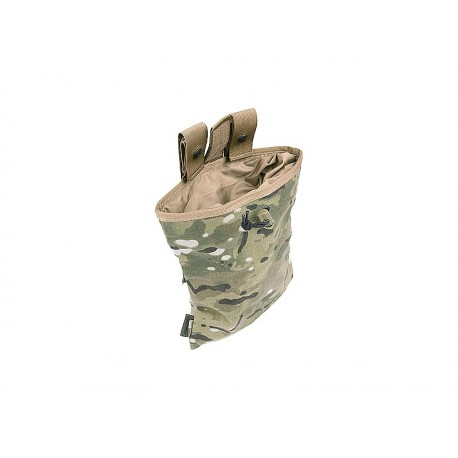 WARRIOR ASSAULT SYSTEM Roll Up Dump Pouch Multicam