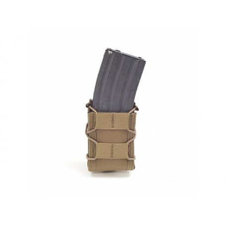 WARRIOR ASSAULT SYSTEM Single Quick Mag Pouch Coyote Tan