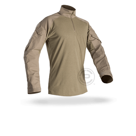 CRYE PRECISION Combat Shirt G3 - Khaki – Medium Regular
