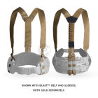 CRYE PRECISION Suspenders – Coyote