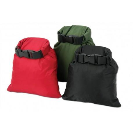 HIGHLANDER OUTDOOR 1 Litre X-Lite Dry Sack – Black