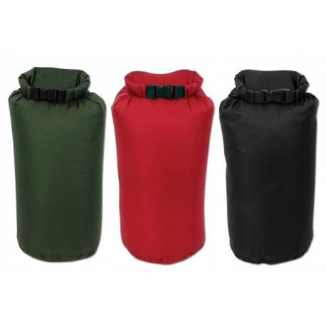 HIGHLANDER OUTDOOR 8 Litre X-Lite Dry Sack – Olive Green