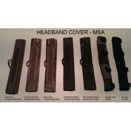 Headband cover