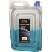 HIGHLANDER OUTDOOR FLAT PACK WATER CARRIER 13 LITRES