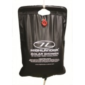 HIGHLANDER OUTDOORS SOLAR SHOWER 20 LITRES