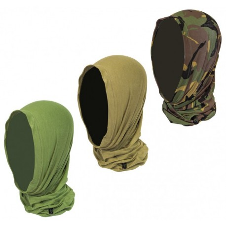 HIGHLANDER OUTDOOR MILITARY HEADOVER OD GREEN