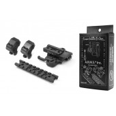 ARMS Inc TANGENT INTEGRATED TILT SIGHT and AIMPONT SPACER