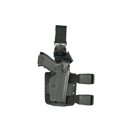 SAFARILAND 6005 Glock 17-22 Leg Holster
