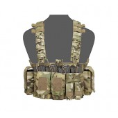 WARRIOR ASSAULT SYSTEM Falcon Chest Rig Multicam