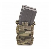 WARRIOR ASSAULT SYSTEM DOUBLE QUICK MAG FRONT STACKED Multicam