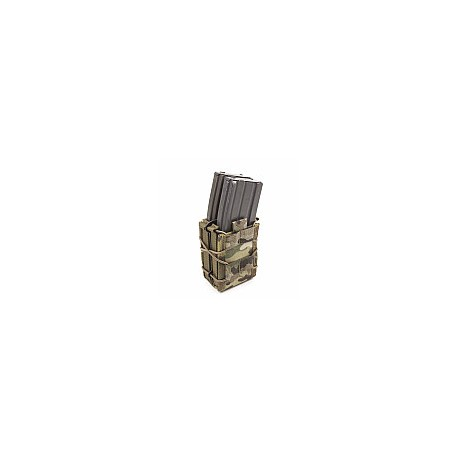 WARRIOR ASSAULT SYSTEMS Single Quick Mag Multicam