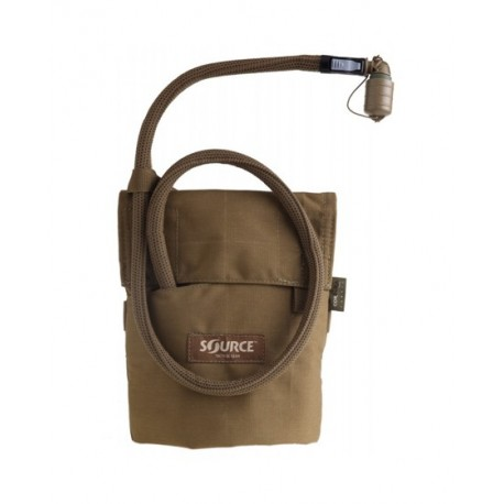 SOURCE Kangaroo collapsible canteen 1L + pouch